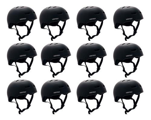 Vértigo Pack X 12 Cascos Vx Free Style, Bici, Rollers.