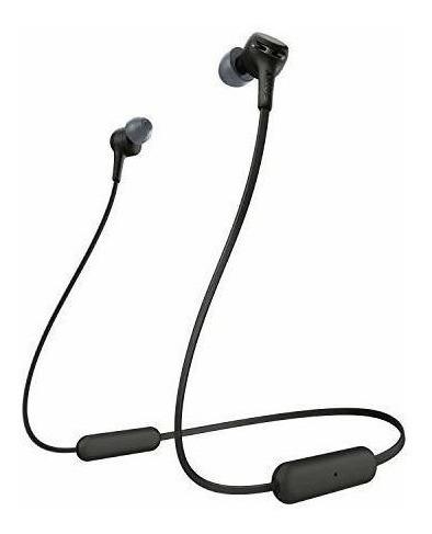 Sony Wi-xb400 Auriculares Inalambricos Extra Bajos En La Ore