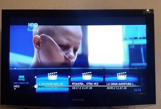 Tv Lcd Samsung 32 Como Nuevo !