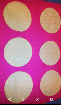Elaboracion De Tortillas De Maiz Y Trigo Taco Tostada Nachos