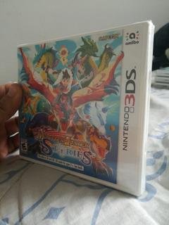 Monster Hunter Stories Nintendo 3ds 100% Nuevo