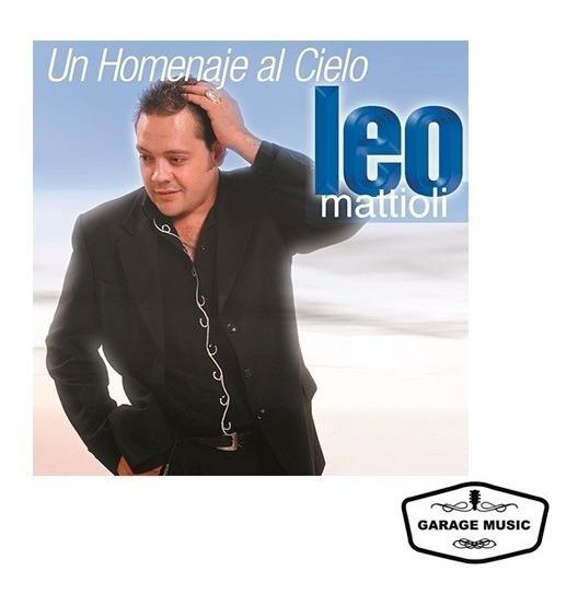 Vinilo Leo Mattioli - Homenaje Al Cielo - Ya Musica