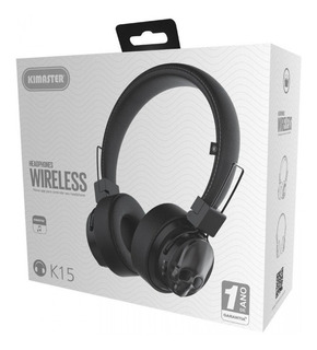 Original Headphone Bluetooth K15 Kimaster