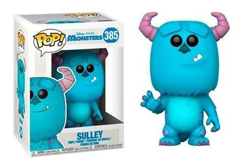 Funko Pop Disney Monster's Inc-sulley 385 (29391)