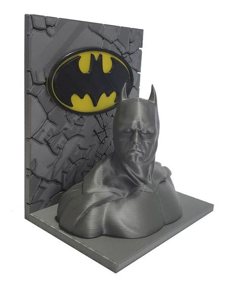 Sujeta Libros Batman Impreso 3d