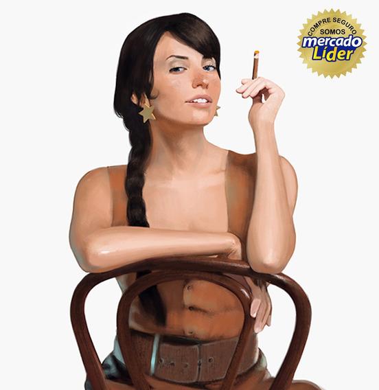 Retratos Al Oleo Trabajo Profesional