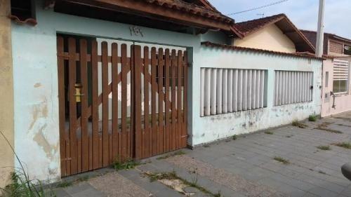 Casa Com Edícula Á 400 Mts Do Mar Em Itanhaém Sp - 6030 Npc