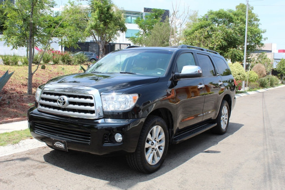 Toyota Sequoia 2013 Limited
