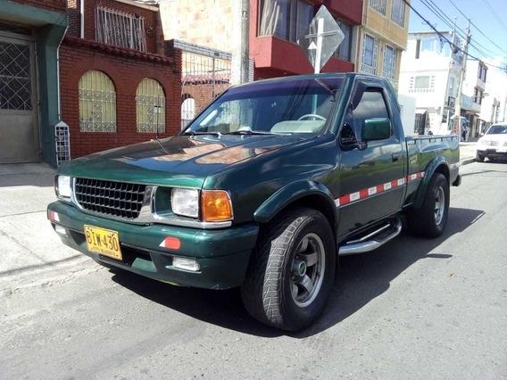 Chevrolet Luv 1997 2300cc Platón 4x2 Tipo Hilux, B2200, D21