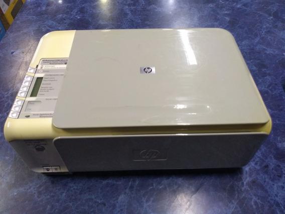Impressora Hp C3180 Usada Ref 090
