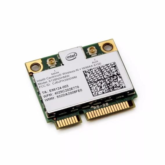 Placa Wi-fi Mini Pci 612bnxhmw Wimax 6150