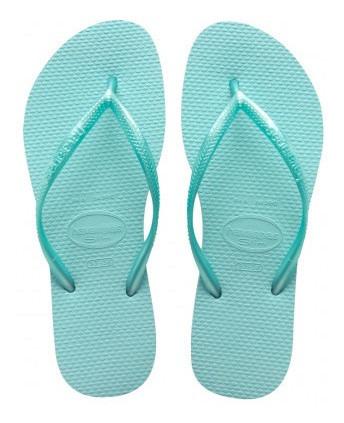 Ojotas Havaianas - Modelo Slim Aqua T. 33/4