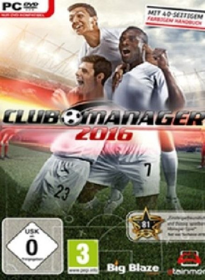 Club Manager 2016 [multi] Pc