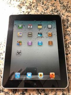 iPad 1era Generación 64 Gb Red Móvil + Wifi