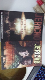Graphic Novel Jericho