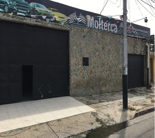 Imagen 1 de 14 de Galpón Con Local Comercial En  Alquiler Maracay La Coromoto
