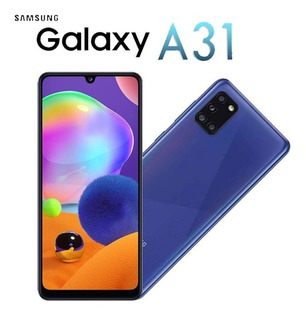 Oferta Samsung A31 De 128gb + Gratis Forro