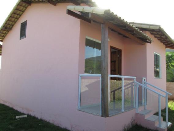 Casa Em São José Do Imbassaí, Maricá/rj De 52m² 2 Quartos À Venda Por R$ 185.000,00 - Ca212794