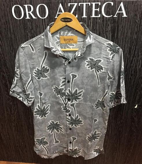 Camisas Fibrana Oro Azteca