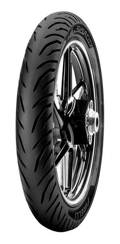 Cubierta Pirelli Super City 275 17 Uso Con Camara Sti Motos