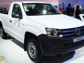 Volkswagen Amarok Trendline 4x4 Cabina Simple 0km