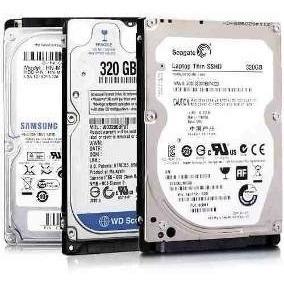 Disco Duro De 320 Gb Para Pc Y Laptop