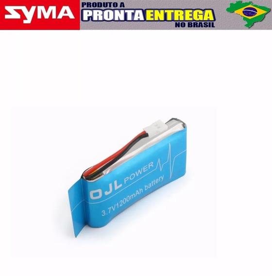 Bateria 1200mah 3.7v Syma V931 X5 X5sc X5sw Hintruder H18