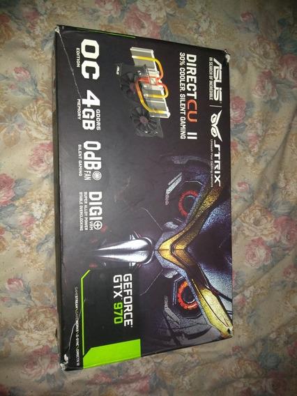 Gtx 970 Oc 4gb Strix Igual A Nueva