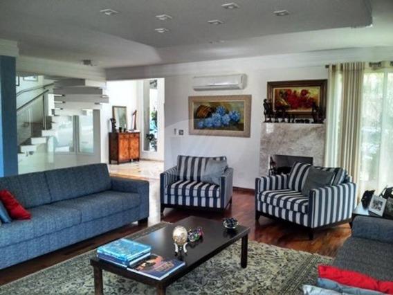 Casa À Venda Em Loteamento Alphaville Campinas - Ca192434