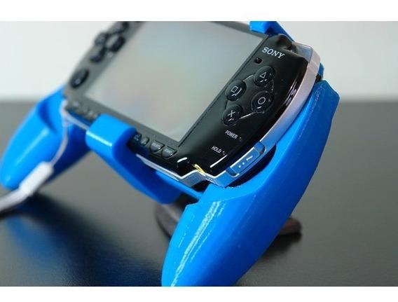 Grip Conforto Controle Sony Psp Slim