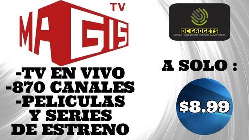Magis Tv I.p.t.v. , Disney + , Prime Video , Netflex