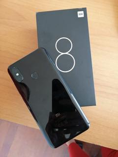 Remato Xiaomi Mi 8 Negro 64gb Excelente Estado