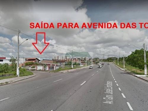 Terreno À Venda, 1800 M² Por R$ 850.000,00 - Parque 10 De Novembro - Manaus/am - Te0198