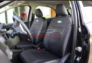 Capas De Bancos Couro P/ Novo Ford Ka Sedan Se Plus 1.0 2017
