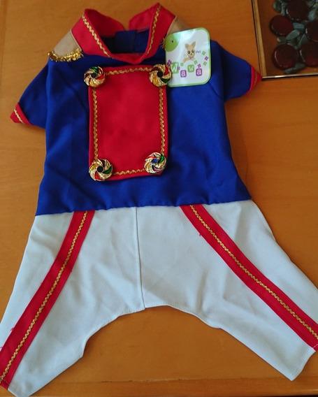 Disfraz Allende 16 De Septiembre Talla 5