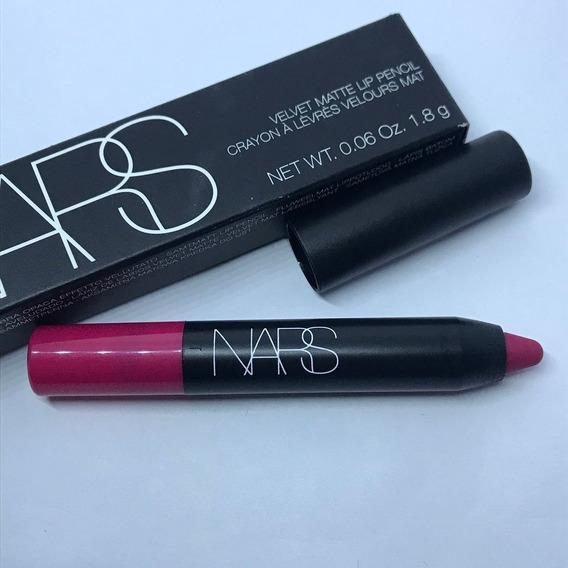 Nars - Velvet Matte Lip Pencil Travel Size - Let