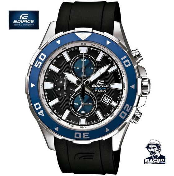 Reloj Casio Edifice Efm-501-1a2 En Stock Original Garantía