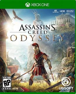Assassins Creed Odyssey Xbox One -- Preguntar Por Stock