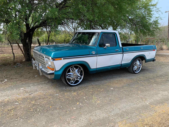 Ford F100 Ranger Xlt
