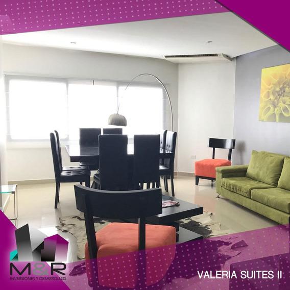 Apartamento En Alquiler En Puerto Ordaz Alta Vista M&r-014