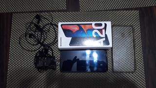 Samsung A20/32gb/3gb/pant.6,4 /huella/libre/3m.uso/nuevo.!!!