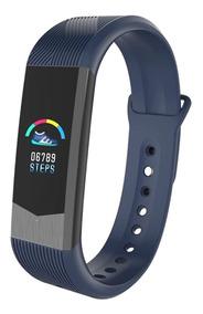 Relógio Monitor Cardíaco Pressão Arterial 3d Color Skmei B30