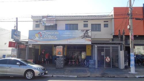 Comercial - Aluguel - Jardim Santa Izabel - Cod. Sa0042 - Lsa0042