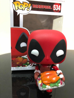 Funko Pop Marvel Deadpool #534 Supper Hero Doestoys