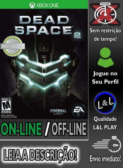 Dead Space 2 Xbox One Digital + Jogo Brinde