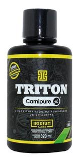 L-carnitina 320ml Triton Carnipure - Iridium Labs (limão)