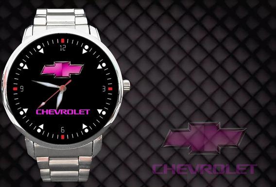 Relógio Feminino Chevrolet Gm Opala Caravan Celta Corsa