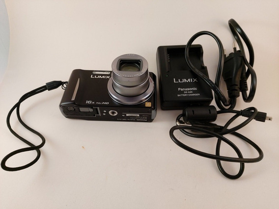 Lumix Panasonic Dmc 2510 16 Full Hd Lente Leica Japan