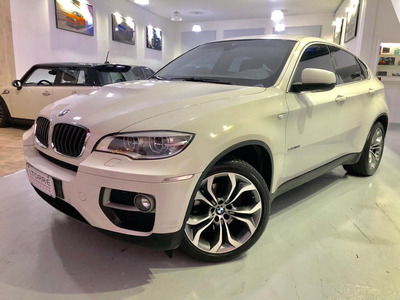 Bmw X6 3.0 35i 4x4 Coupé V6 24v 4p At Blind Cart Vidr Agpb33