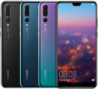 Huawei P20 Pro, Clt-l04, 128 + 6 Gb Ram, Desbloqueado